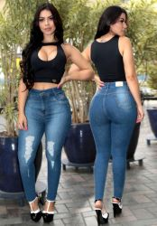 Calça Hot Pants Jeans Mx260390 devorê